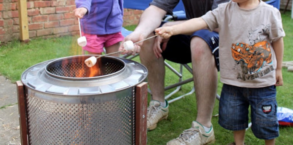- Washer Drum Fire Pit Ideas Tutorial A Super Easy DIY