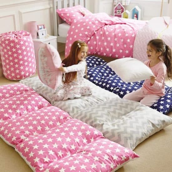 floor pillows for kids. advertisement  DIY Floor Pillow Bed Easy To Follow Video Instructions