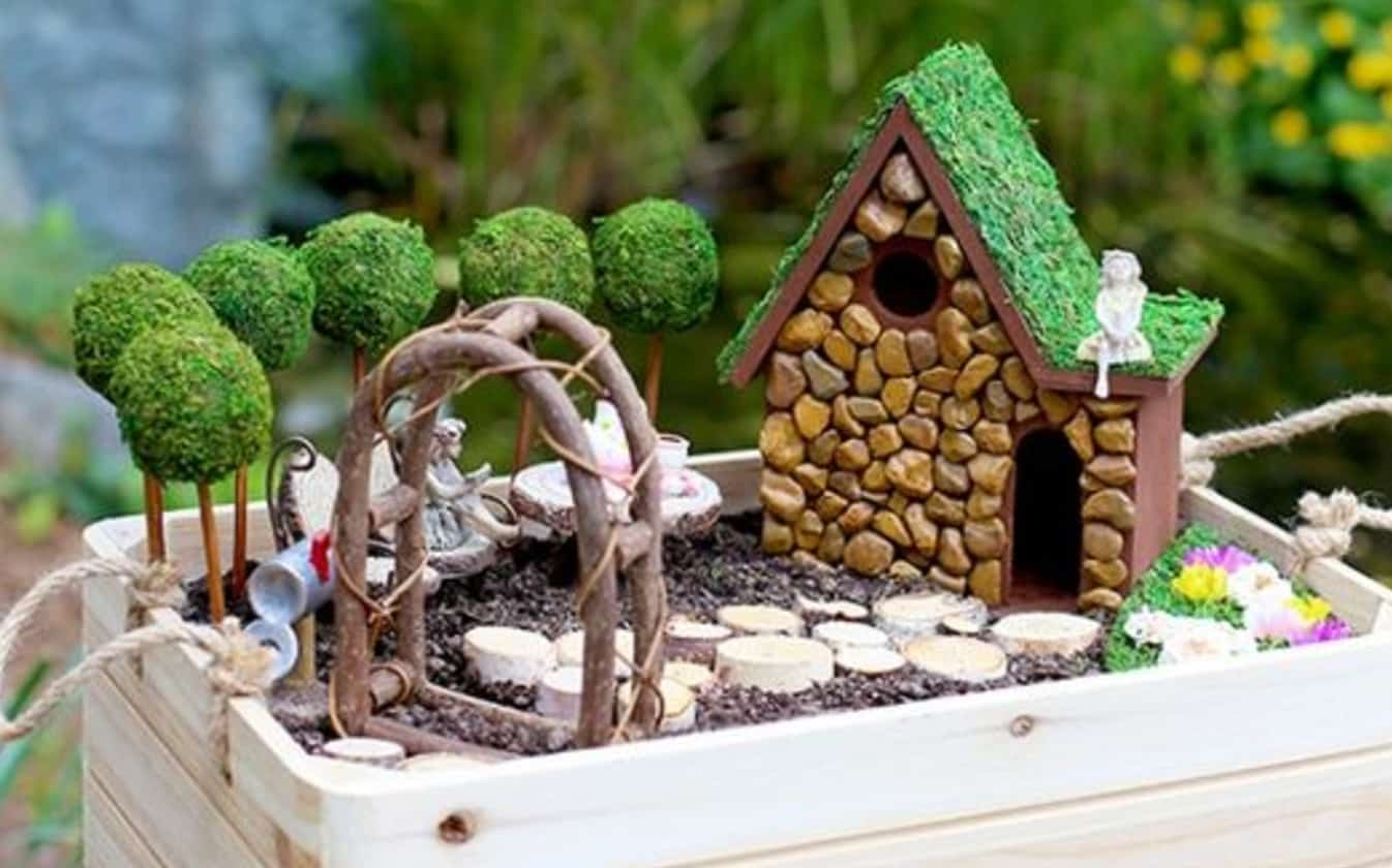 fairy garden ideas the cutest collection the whoot