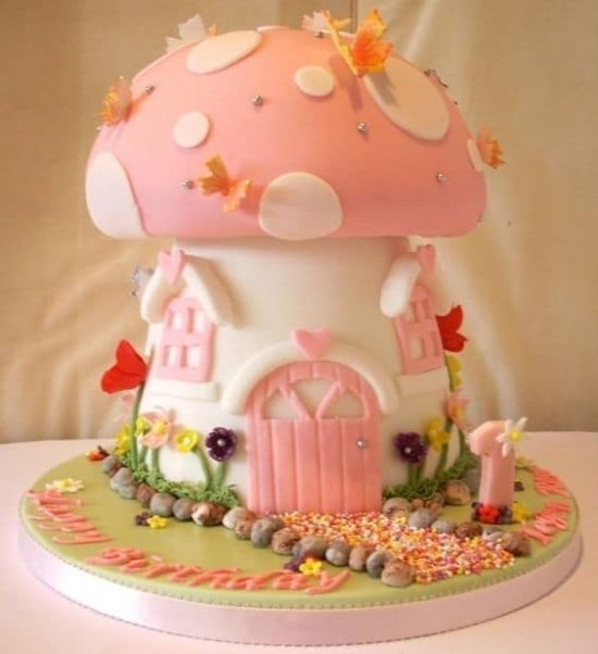Perfect Fairy Cake Recipe