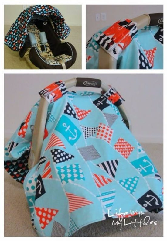 Cute Car Seat Blanket Covers With You They Are Featured On Etsy And Have Lots Of Different Designs That Can Select From