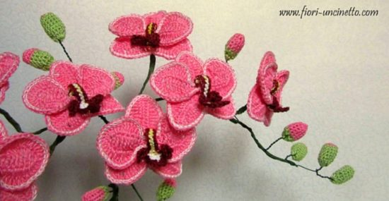 how to crochet a flower easy instructions