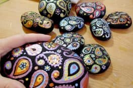 Painted Rocks Ideas The Best Collection
