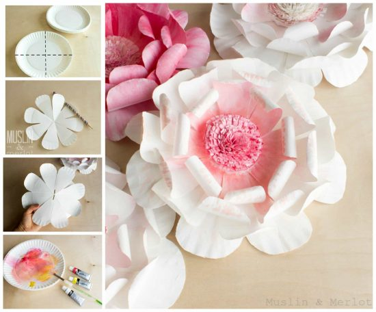 Paper Flowers To Make