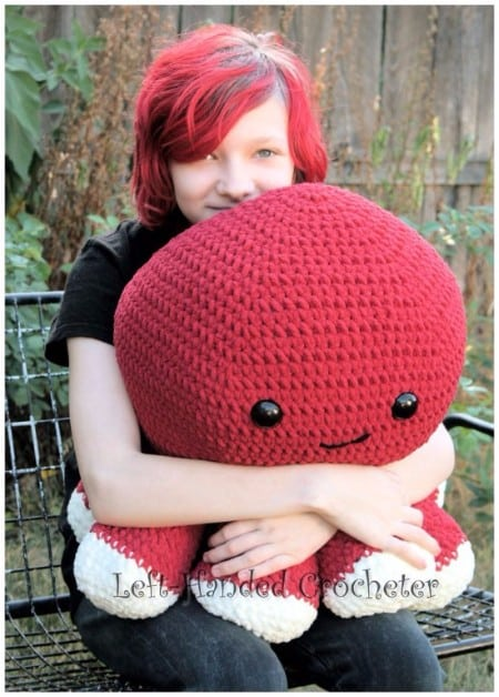 Crochet Giant Octopus Best Tutorials Patterns Videos