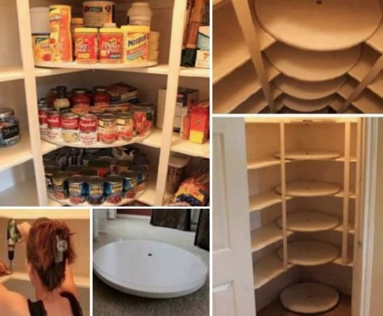 Superieur Lazy Susan Pantry ...