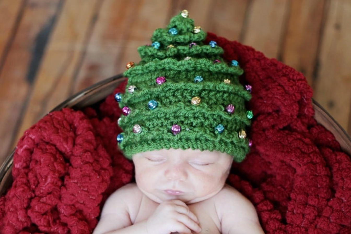 Crochet Christmas Hats The Cutest Collection Of Ideas