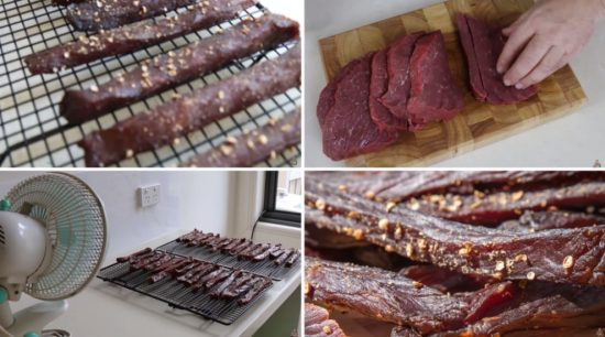 How To Make Beef Jerky Without Dehydrator At Home