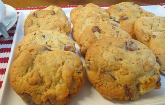 Wendy S Double Chocolate Chip Cookie