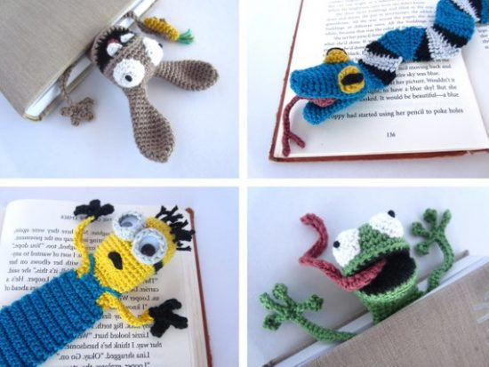 Crochet Bookmarks Best Patterns And Ideas The Whoot