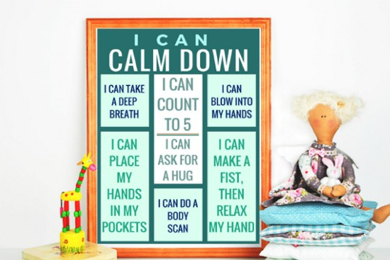 Helping Angry Child Calm Down Learn The Tips And Tricks