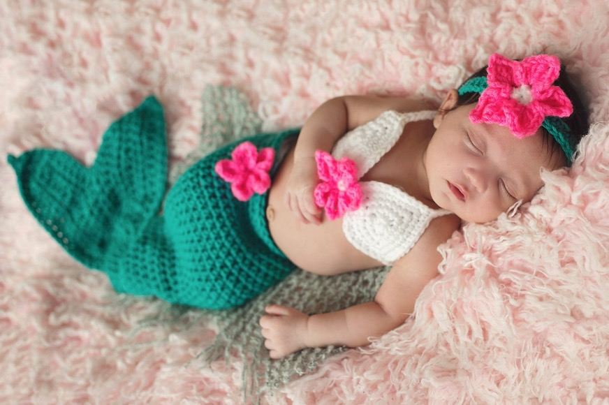 Sweetest Crochet Mermaid Ideas To Try The Whoot