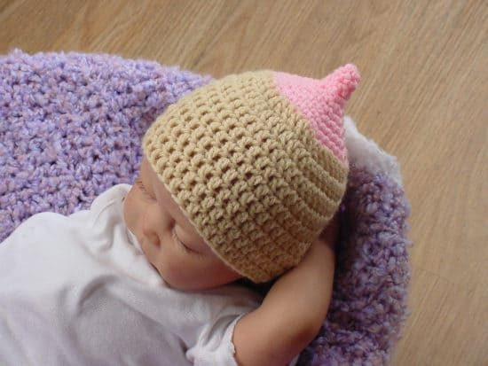 Breast Beanie Crochet Pattern Free Video Tutorial