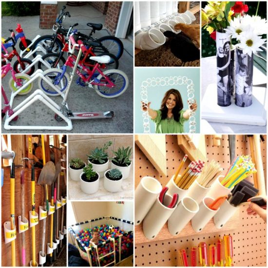 Pvc pipe ideas pinterest projects and easy video hacks for Pvc pipe projects ideas