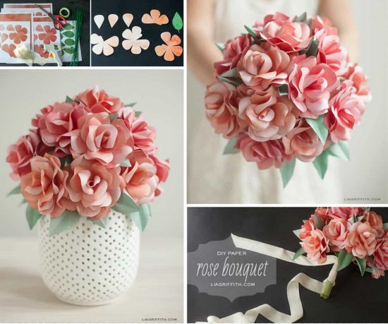 Paper flowers to make the sweetest ideas to try heres mightylinksfo Choice Image