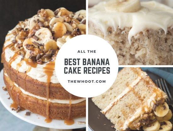 Best banana cake recipes ever you will love these ideas this forumfinder Gallery