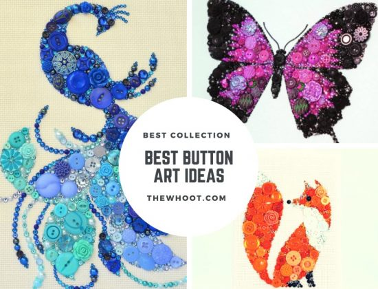 button artwork amazing ideas to try the whoot