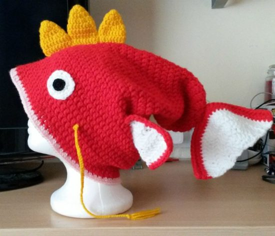 Crochet Fish Hats Lots Of Free Patterns Video Instructions