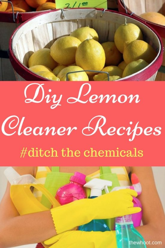 Lemon Juice Cleaning Recipes For Your Home Lots Of Ideas