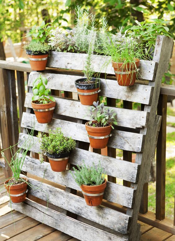 Pallet Garden Ideas Diy Projects Pinterest Best Tutorials - Pallet-garden-ideas