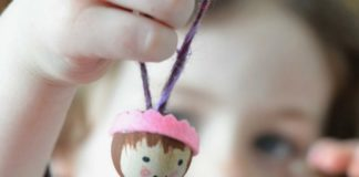 pine cone fairy ornaments Archives   The WHOot