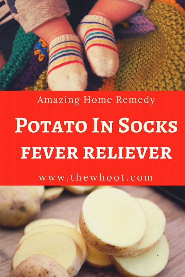 Potato Socks Fever Cold Remedy Watch The Video