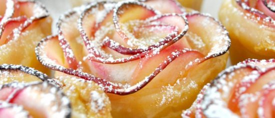 Puff Pastry Apple Roses Recipe Ideas