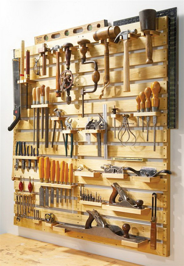 Tool Storage Ideas For Garage Clear Up Your Clutter Now