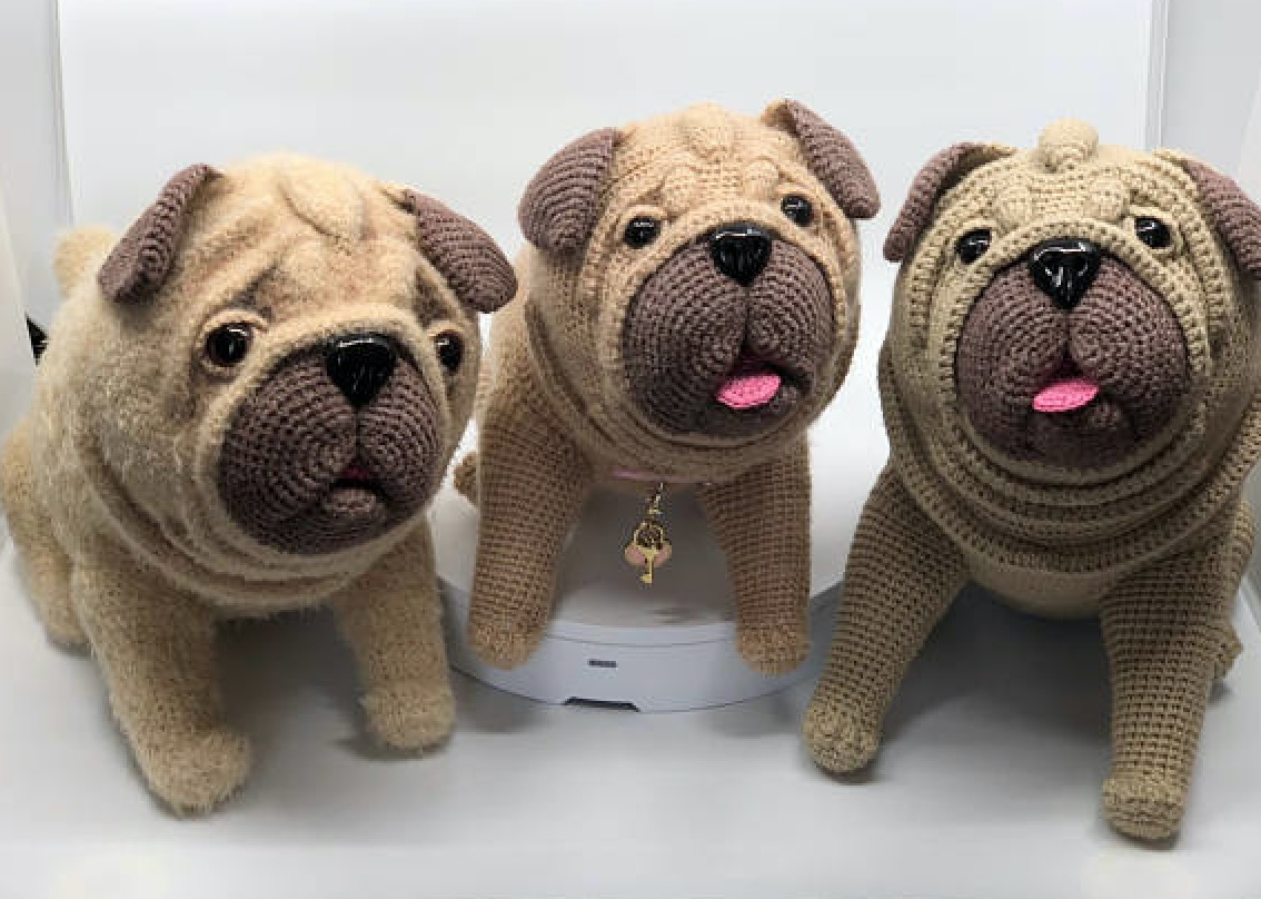 Dogs Archives - Amigurumi Today | 808x1134
