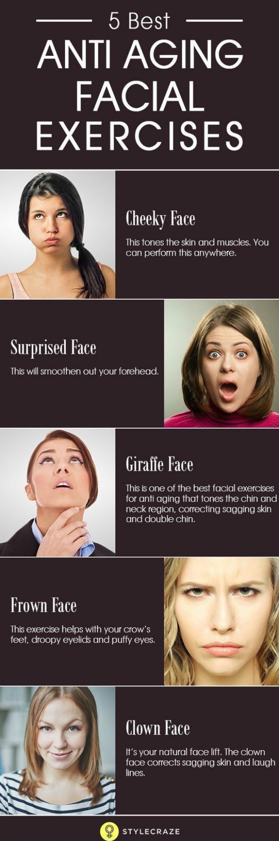Face Yoga Method 5 Best Exercises The Whoot