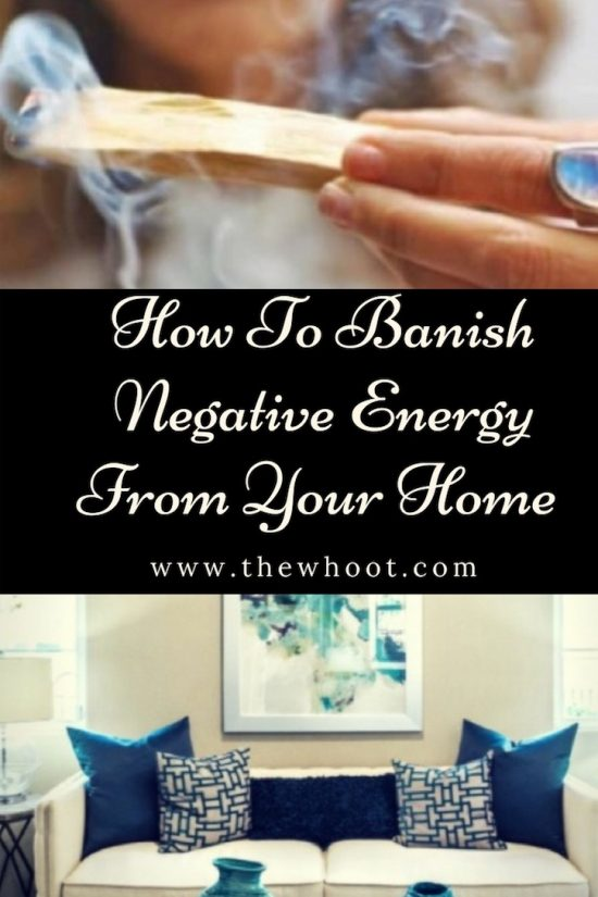 Remove Negative Energy From Your Home Video Tutorial