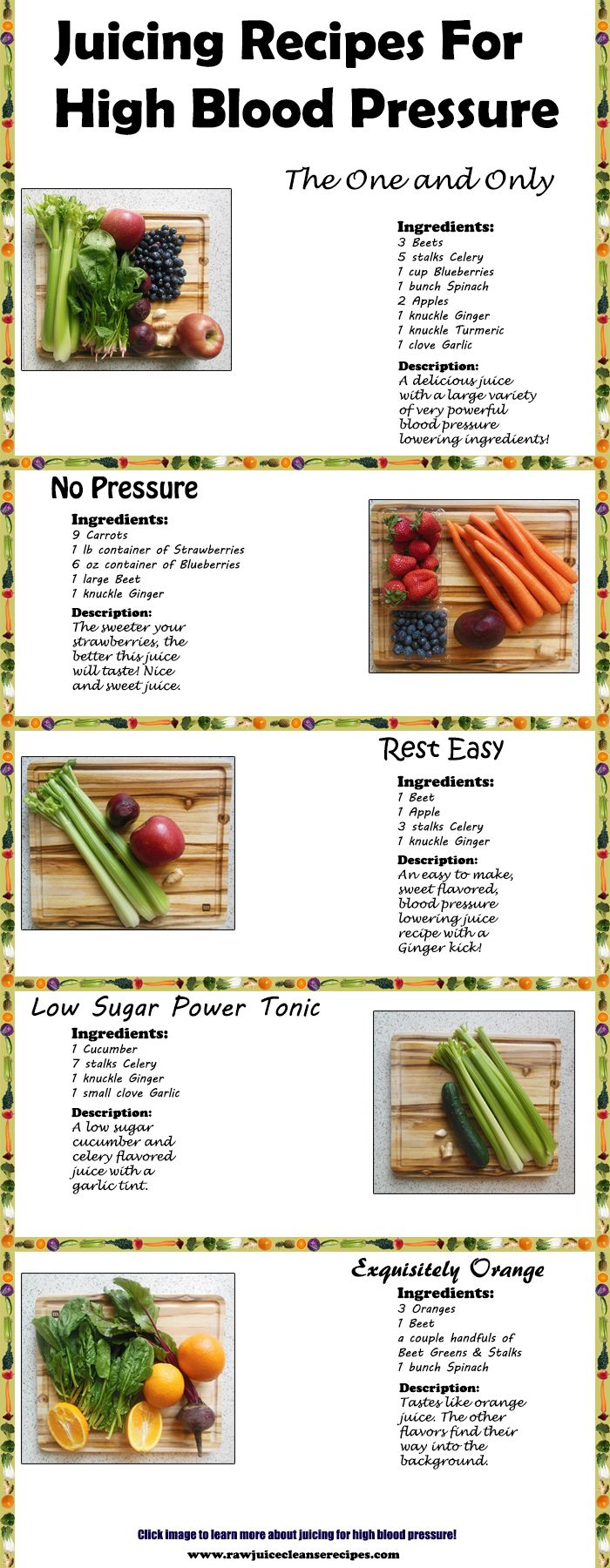 What Foods Raise Low Blood Pressure
