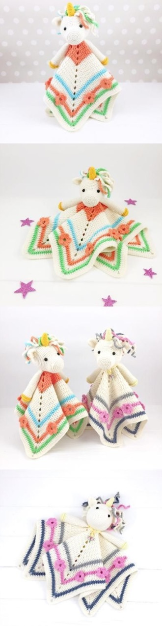 The Cutest Collection Of Unicorn Crochet Patterns | The WHOot