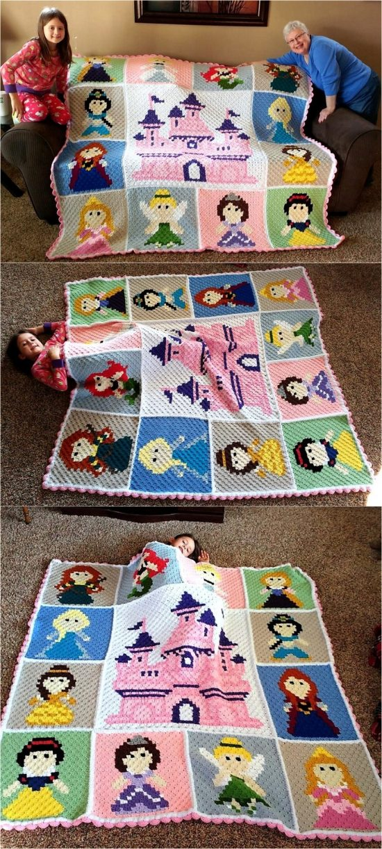 Ravelry: Disney Princess Fairy Godmother pattern by Jana Whitley | 1222x550