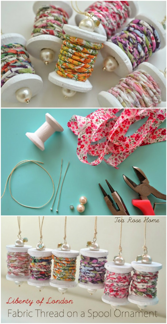 Scrap Fabric Twine Projects You Will Love The Whoot