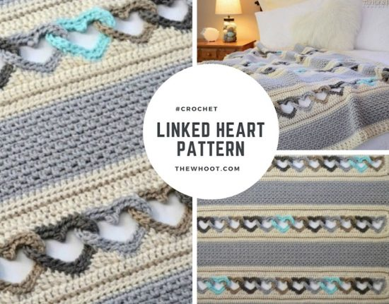 Crochet Linked Heart Pattern An Heirloom Youll Love To Make