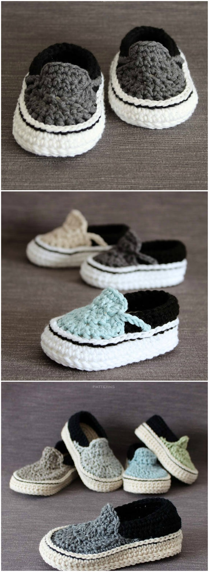 Crochet Baby Vans Pattern Super Cute Ideas You ll Love 78026701a