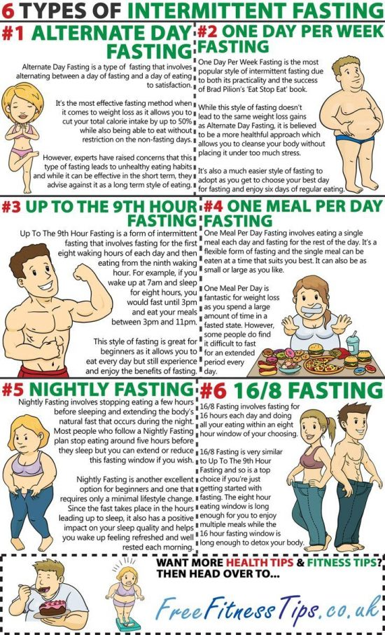 Intermittent Fasting Beginners Guide Video Instructions