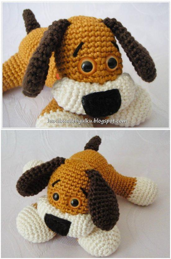 Dog Crochet Pattern Pinterest Top Pins Video Tutorial