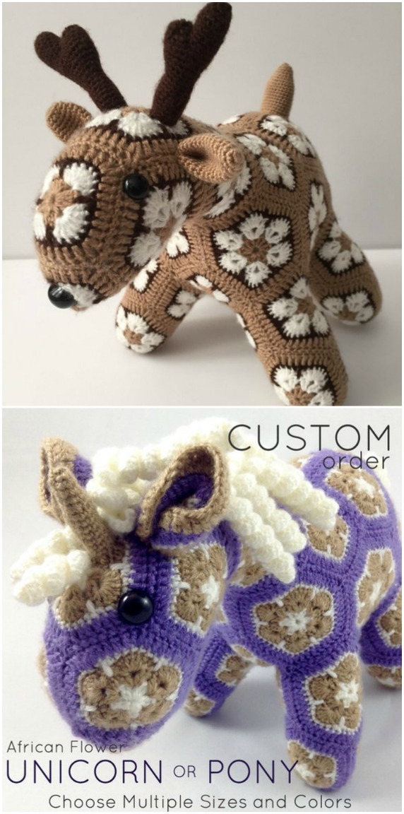 African Crochet Flower Pattern Projects You Will Love The Whoot