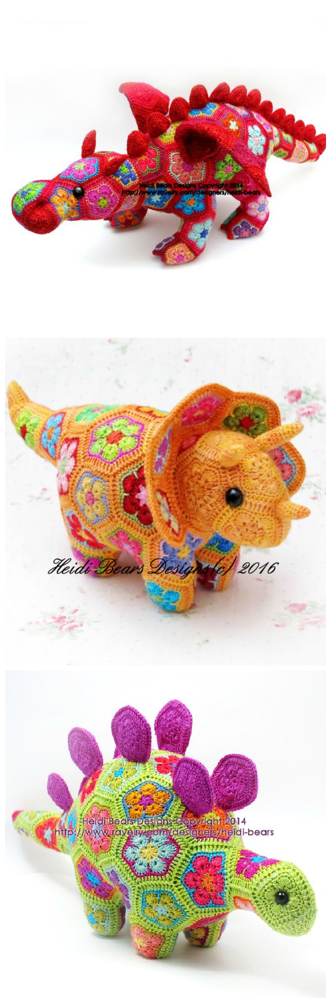African Crochet Flower Pattern Projects You Will Love | The WHOot