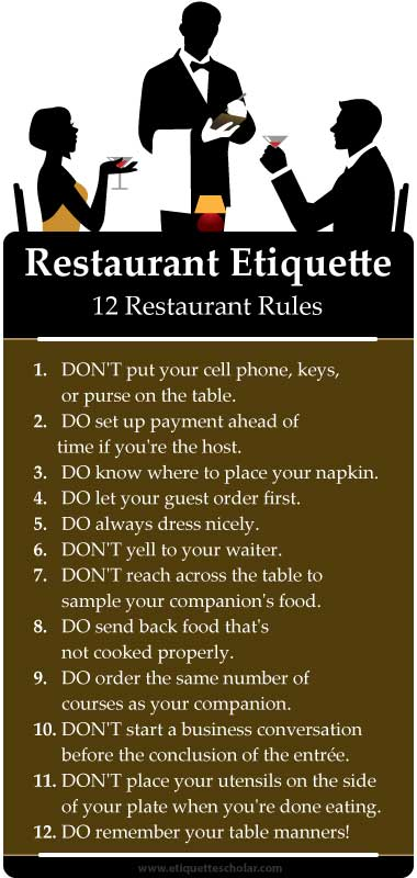 table manners 101 ultimate guide video instructions