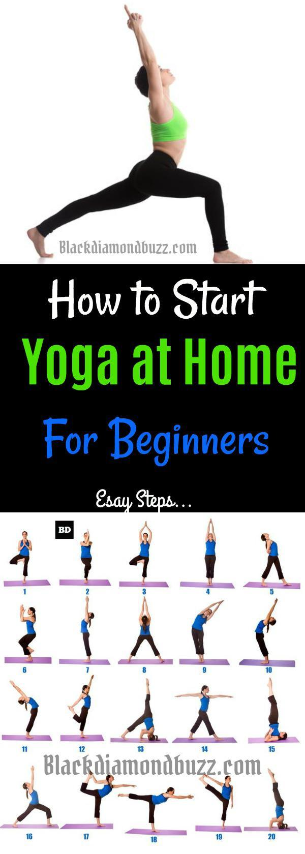 Yoga For Beginners Video Easy Poses And Stretches The Whoot
