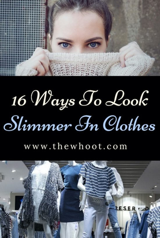 slimming tips clothes