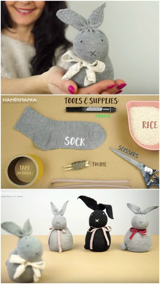 The Sweetest Collection Of Diy Sock Animals To Make The