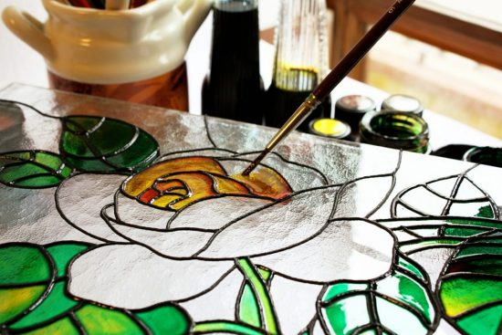 How To Make Stained Glass Using 2 Ingredients