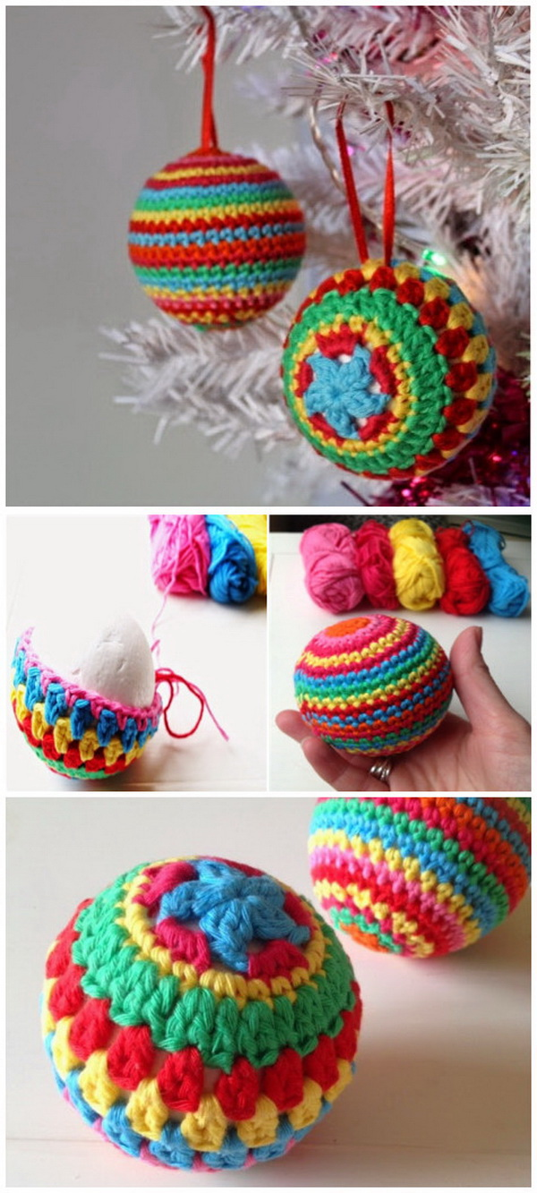 Free Christmas Crochet Patterns All The Best Ideas The Whoot