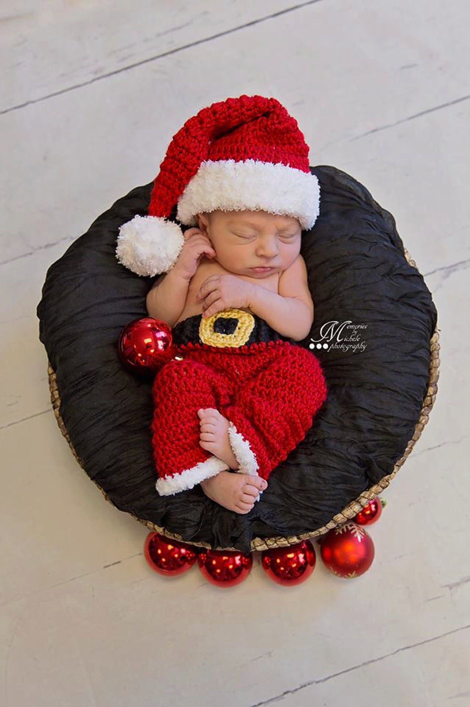 Crocheted Christmas Outfits For Babies The Whoot