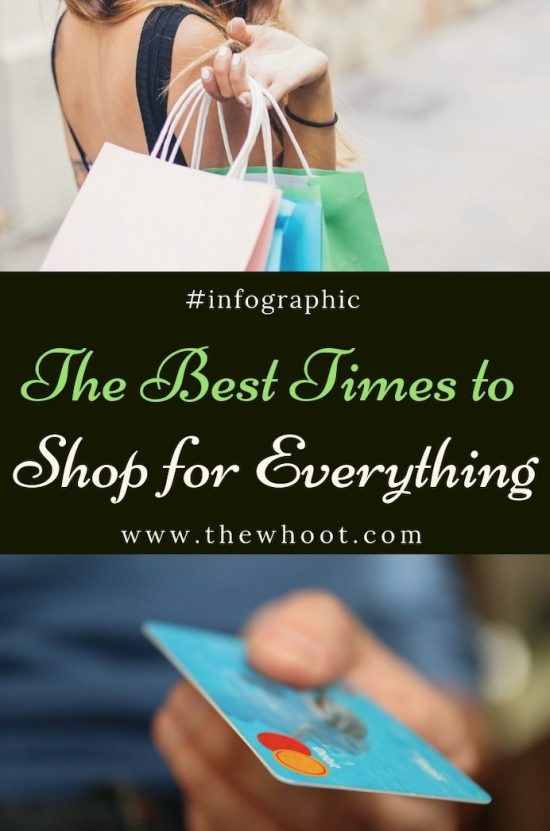 best time to shop for everything