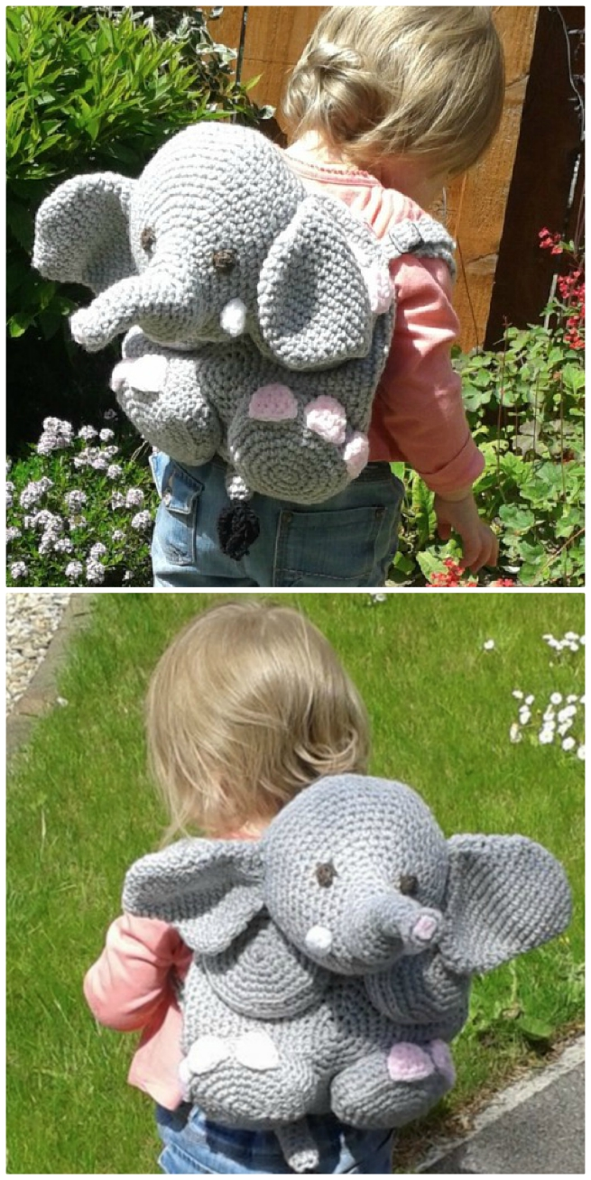 Toddler Backpack Pattern Free - Swiss Paralympic